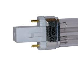Utbyteslysrör HQ2 UVC 7 W 230 V