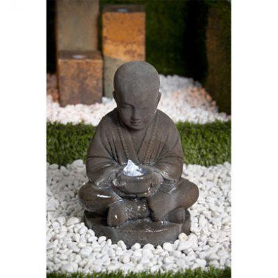 Buddha decoset Tibet (Semarang)