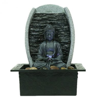 Inomhusfontän PT Buddha