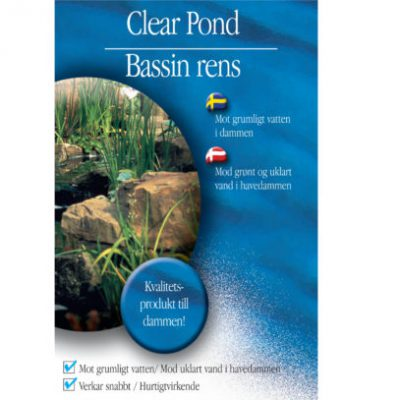 Clear Pond 1000 ml till 22500 liter