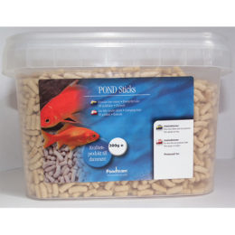 Pond sticks 3,5 liter (300g)