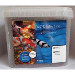 Koi pellets 10,6 liter (3300g)