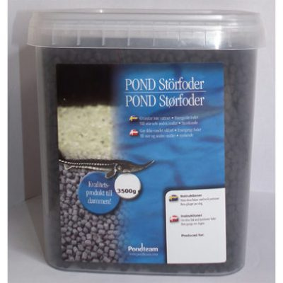 Störfoder 5,4 liter (6 mm) (3500g)